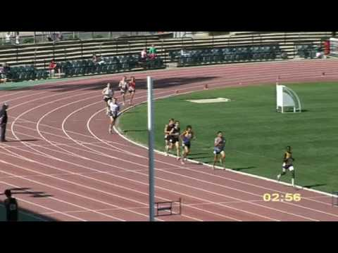 2009 Vic U16 Men 1500m
