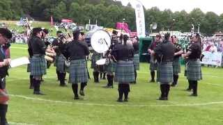 ISLAY PIPE BAND - GRADE 3A: 2015 EUROPEAN CHAMPIONSHIPS