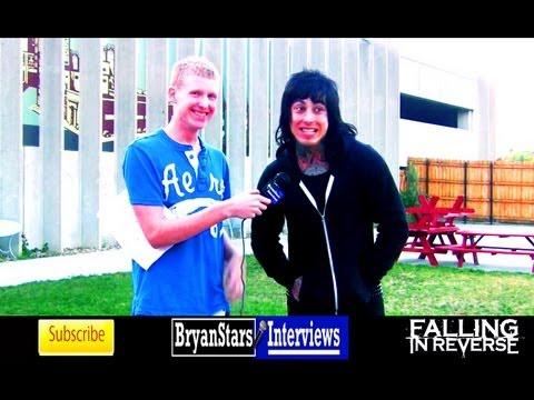 Falling In Reverse Interview Ronnie Radke 2011