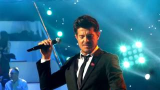 Medley Televie 22 avril 2017  Vincent Niclo