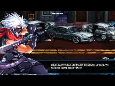 Demon hunter-Blade Ninja