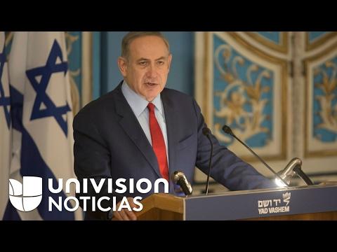 Comunidad Judía Mexicana, Indignada Con Tuit Del Ministro Israelí Que Apoya El Muro De Trump