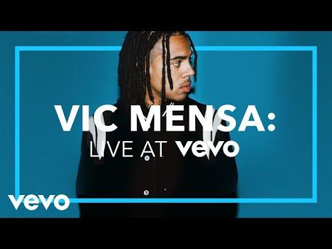 Vic Mensa - Wings (Live at Vevo)