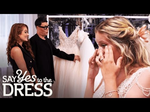 Bride Picks a Dress Double Her Budget! | Say Yes To The Dress Lancashire
