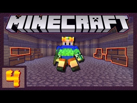 4# Sandık Odası | Survival Minecraft PE 1.1.0