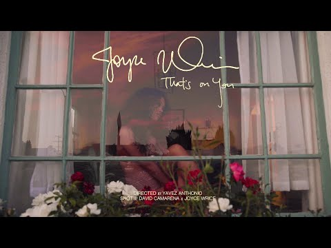 """Joyce  Wrice - """"That's On You"""" (Official Quarantine Style Music Video)"""