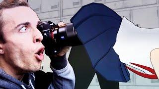 JE PHOTOGRAPHIE POUR TOI SENPAI ! (Yandere Simulator #5)