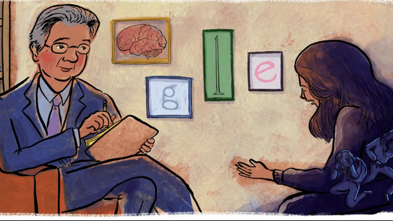 Who is Dr Herbert Kleber? Today's Google Doodle celebrates the Amercian psychiatrist who changed how we see ...