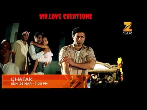 Ghatak movie dialogue WhatsApp status 💔 sunny deol dialogue mard banne ka itna hi shok hai to kutto