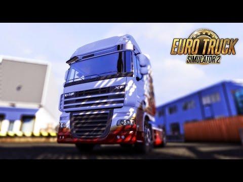 Обзор Euro Truck Simulator 2 с рулем Logitech MOMO Racing Force Feedback Wheel