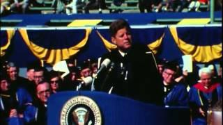 March 23, 1962 - President John F. Kennedy Full Speech At The University Of California At Berkeley