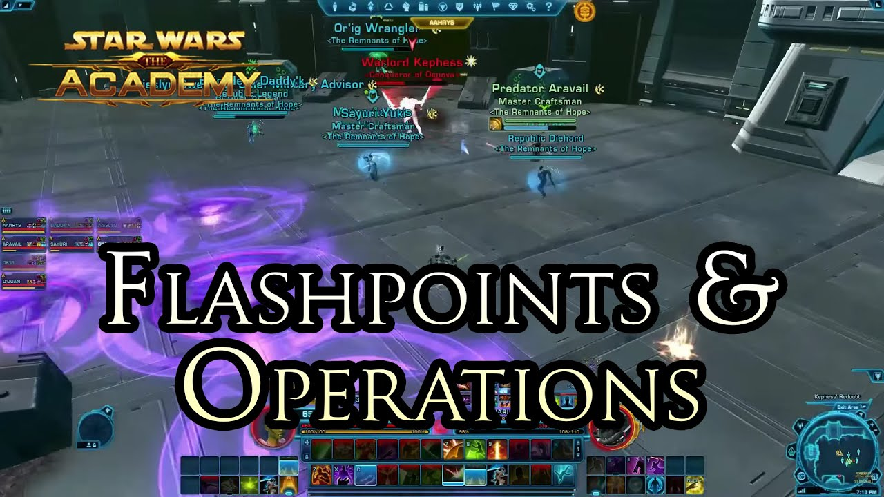 The Academy Ep 3 Tells Us How Hardmode Flashpoints and