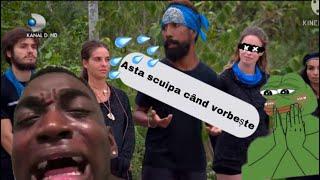 TOP faze AMUZANTE de la Survivor România 2021 - lesini de ras (încearcă sa nu razi) cu Jador, Zanni