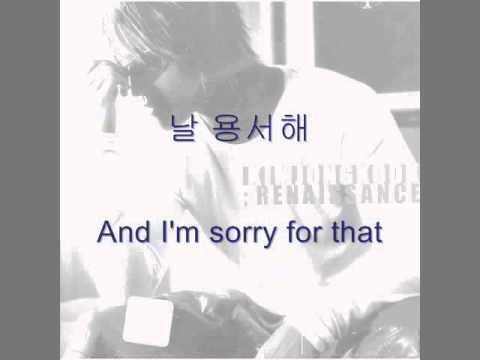 [Eng Sub] Kim Jong Kook - Wish You Happiness 김종국