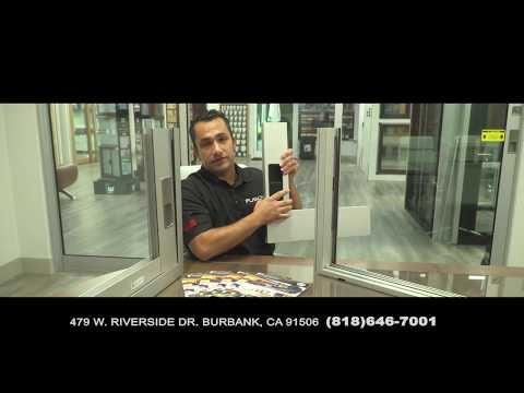 Fleetwood 3000 vs 3070 Door Comparison by Fusion Window - Los Angeles