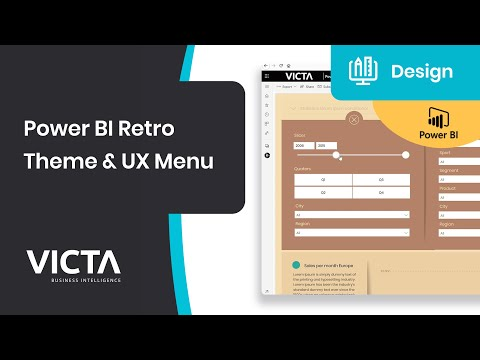 victa-dashboard-design---power-bi-retro-theme-&-ux-menu