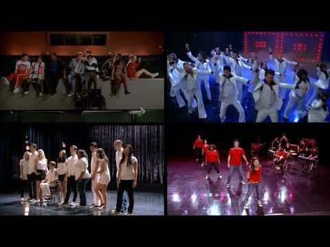 Best Glee End of Episode Songs