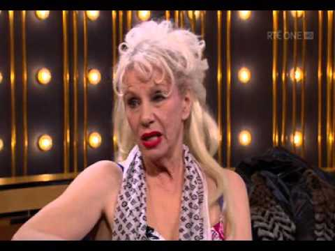 Angie Bowie on David Bowie & the Big Brother House (ray d'arcy show)