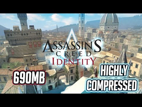 [690MB] Assassin's Creed Identity Android || APK+Data Highly Compressed Free Download|| {2018}  #Smartphone #Android