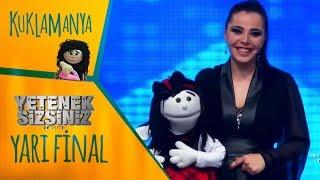 Marmelat Yarı Final Performansı - Yetenek Sizsiniz Türkiye (Kuklamanya) Çiğdem Dağtekin