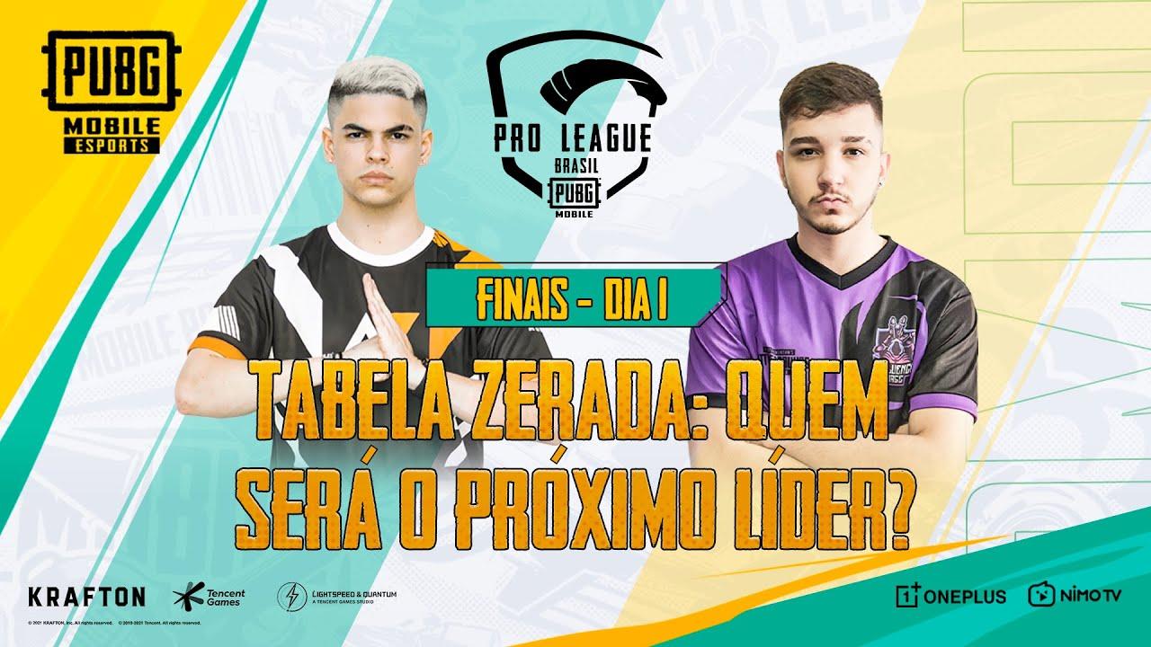 Download [PTBR] PMPL Brasil Season 2 - Tabela Zerada: Quem será o próximo líder? - S4D1
