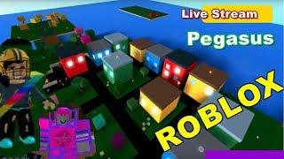 Roblox - Live Stream, Speed Run Simulator
