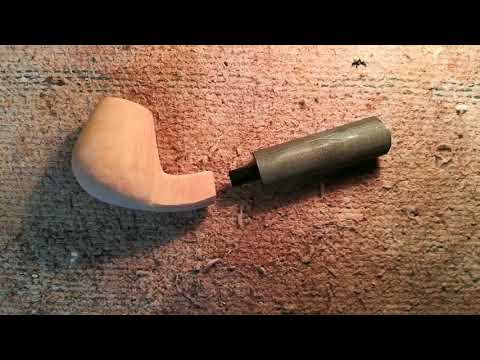 "The ""making of"" a Denis Tonti pipe"