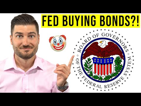 The Fed Is Buying Corporate Bonds ($750 BILLION LOAN!)