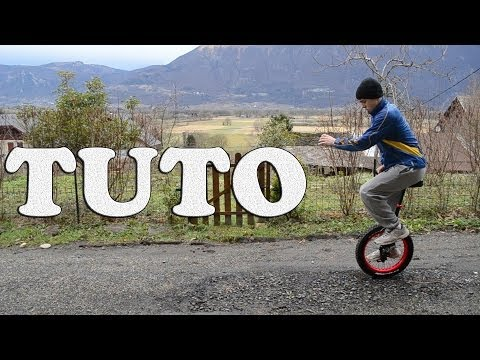 TUTO: Learn to Unicycle by yourself in 3 Day.