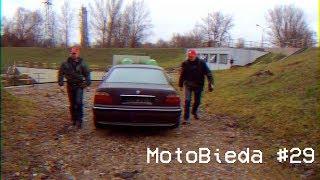 BMW E38 730i - porachunki ze Złomnikiem - MotoBieda #29