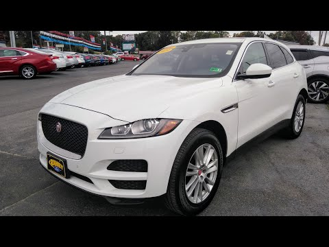 2019 Jaguar F-Pace 30T Prestige AWD Review: A Jag With Style!