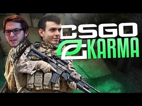 CSGO With OpTic Karma