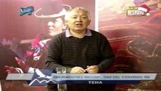 IDECA TV (Diálogos 75): Las Obligaciones Incumplidas del Estado Peruano del Convenio 169 de la OIT