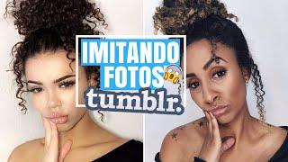 Imitando Fotos Tumblr de Crespas | Yuli Balzak