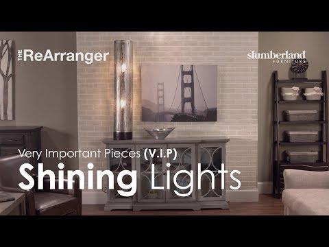 "slumberland-furniture's-""the-rearranger""---v.i.p.-furniture:-shining-lights"
