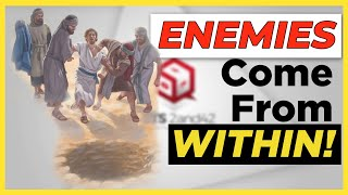 Your Enemy Comes from Within The Church! Wolves in Sheep's Clothing