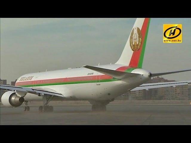 Завершился официальный визит Александра Лукашенко в Египет