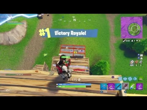 Beast Plays With Standard (Fortnite Battle Royale Highlights)