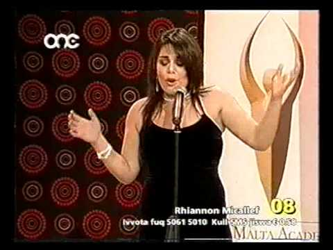 I Will Always Love You - Rhiannon Micallef - Live on The Academy Malta
