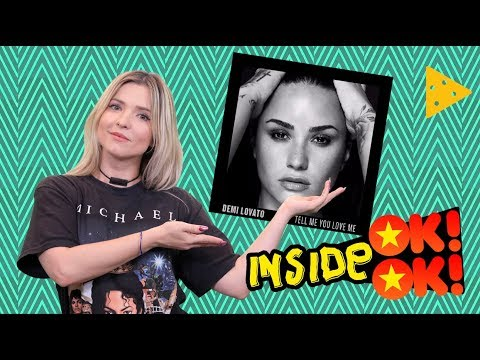 Demi Lovato no Track by Track: Tell Me You Love Me | Inside OK!OK!