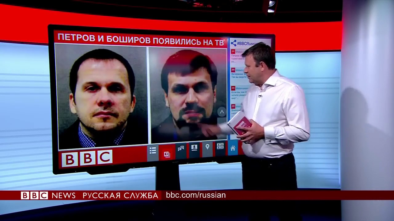 Скрипали: два российских джеймса бонда