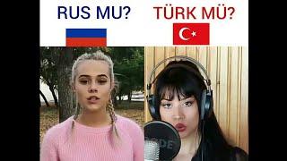 RUS vs TÜRK -Unut beni ayayayay