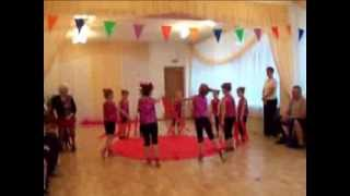 Новополоцкий детский сад №32 Танец огня avi