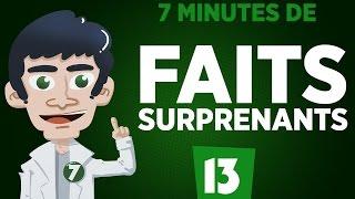 7 minutes de faits surprenants #13 thumbnail