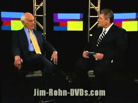Jim Rohn One of the last interview.flv