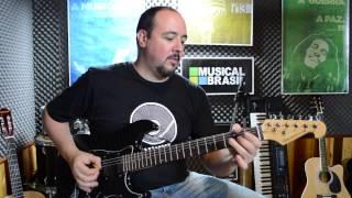 Review Guitarra Giannini GGX1H - Musical Brasil