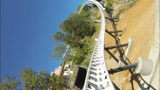 Full Throttle (On-Ride) Six Flags Magic Mountain