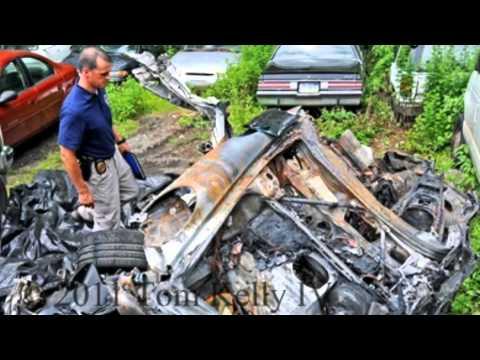 Crash Report Car