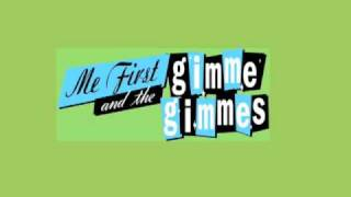 Watch Me First  The Gimme Gimmes Leaving On A Jet Plane video