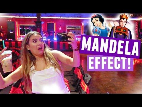 MANDELA EFFECT IN PUBLIC